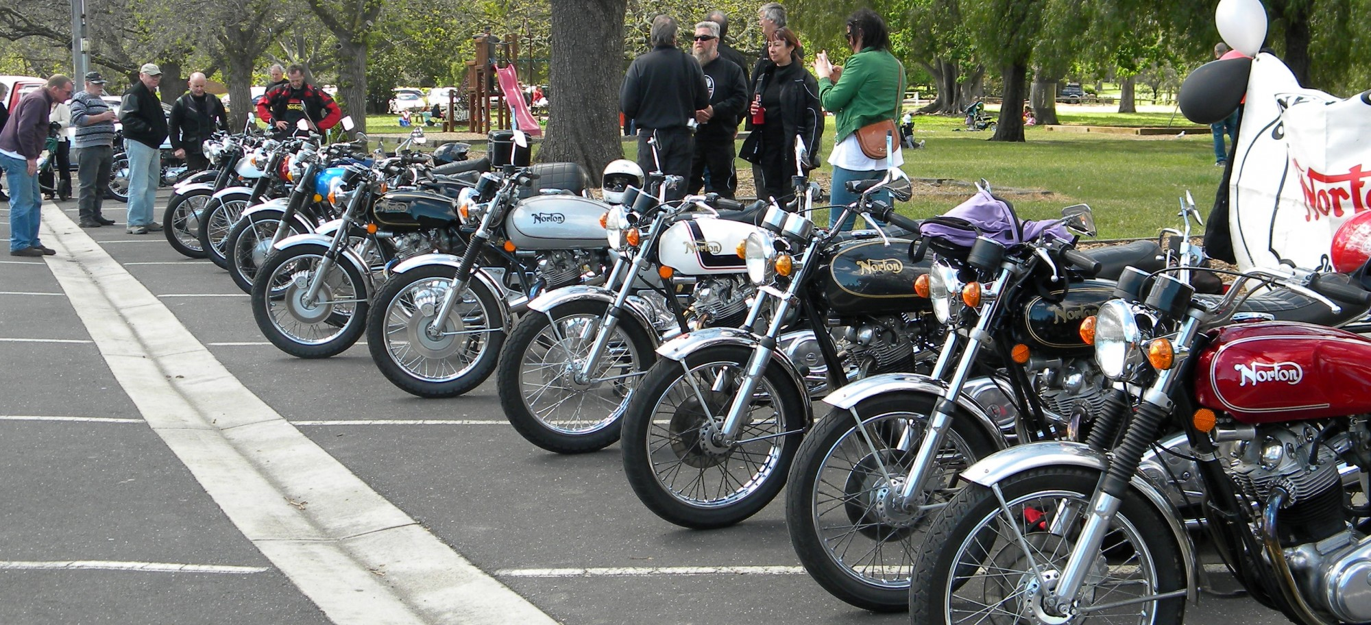 Norton Owners Club Victoria inc.